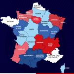 nouvelle carte des régions 2014