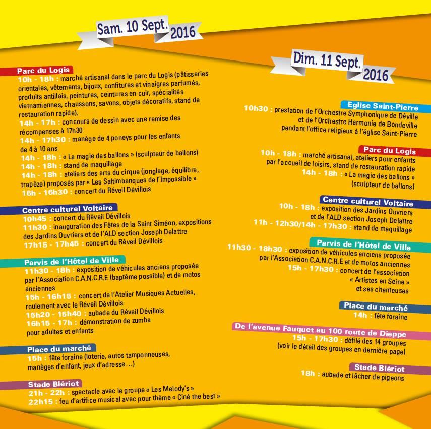 saint-simeon-programme