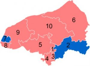 Quelques Indicateurs de population pour la 1ère circonscription de Seine maritime