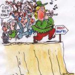 La sortie de l'euro voulue par Le Pen serait dramatique pour les classes populaires