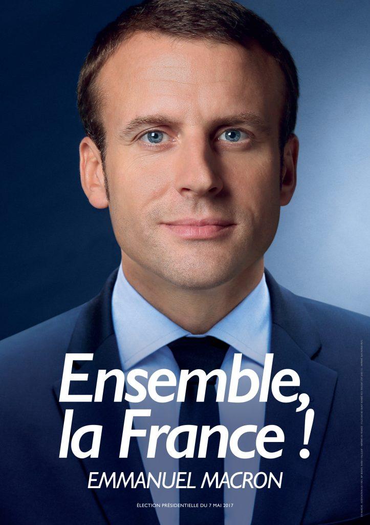 Je voterai Pour Macron, contre Le Pen