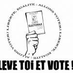 Pour ce second tour,  l'abstention ou le vote blanc ne sont pas de bonnes solutions